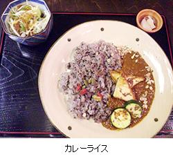 昨日もSOTOで定食食べた*:.。☆..。.(´∀`人)